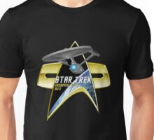 StarTrek Enterprise Refit Com badge 2 Unisex T-Shirt