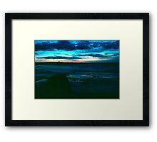 Beach at Lockeport - Nova Scotia Framed Print