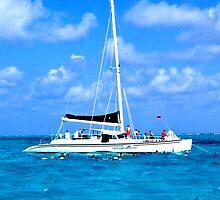Come Sail Away! by John Carpenter