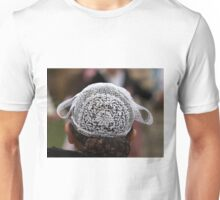 Woman Wearing Lace Headdress (Coiffes) - Brittany France Unisex T-Shirt
