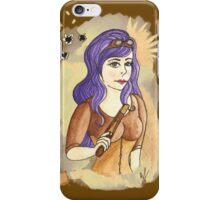 Steampunk Gunslinger iPhone Case/Skin