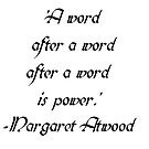 a word after a word quote by Booky1312
