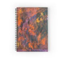The Empress Spiral Notebook