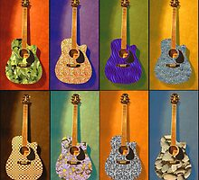 Fantasy Guitar collection by BCallahan