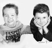 Beautiful Boys by Jan Szymczuk