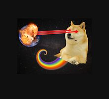 Doge Destroy Earth Unisex T-Shirt