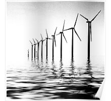 Wind energy Poster