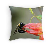 Bee... Throw Pillow