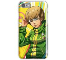 Chie from Persona 4 iPhone Case/Skin