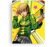 Chie from Persona 4 Canvas Print