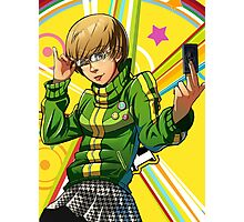 Chie from Persona 4 Photographic Print