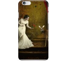 Behind the Curtain... iPhone Case/Skin