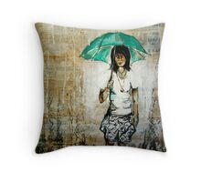 Story Of Her Life-Sophia Throw Pillow