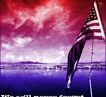 We will never forget by JoAndCoCards