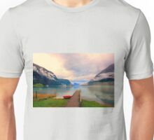 Norwegian Landscape IV Unisex T-Shirt