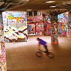 Southbank BMX Park, London by Chris Millar