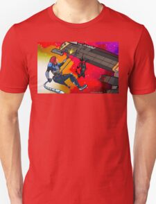 Mass Effect Cartoon - Husk Attack T-Shirt