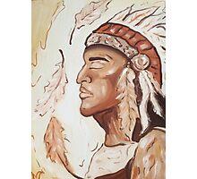 Native Photographic Print