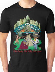 Land O Marijuana Unisex T-Shirt