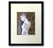 Hawiian Tribal Arm - 2014 Framed Print