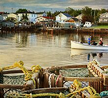 Scenes from Eastern Passage by Amanda White