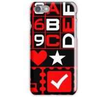 DESIGN WORK-117 iPhone Case/Skin