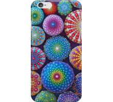 Love Rocks Mandala Stone Collection by Elspeth McLean iPhone Case/Skin