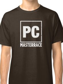 PC Masterrace - Damaged Classic T-Shirt