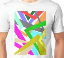 sharp bends Unisex T-Shirt