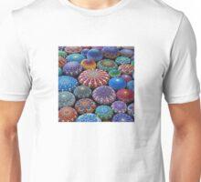 Jewel Drop Mandala Stone Collection #2 Unisex T-Shirt