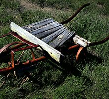 Yesterday's Wheelbarrow by Kay Kempton Raade