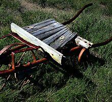 Yesterday's Wheelbarrow by Kay Kempton Raade