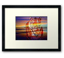 Remembering Richard Parker Framed Print