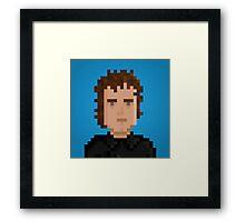 Gustavo Cerati Framed Print