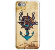 Steampunk Anchor iPhone Case/Skin