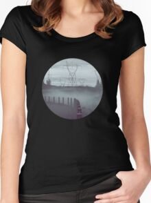 Road Women's Fitted Scoop T-Shirt