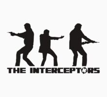 The Interceptors (black version) - Top Gear by not-the-stig