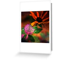 One Little Clover Greeting Card