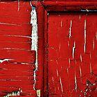 A-PEEL-ING  Door by Kim  Calvert
