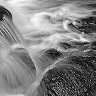 Munising Falls  by Sandra Guzman