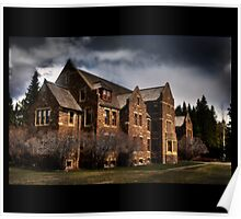 Haunted House? Poster