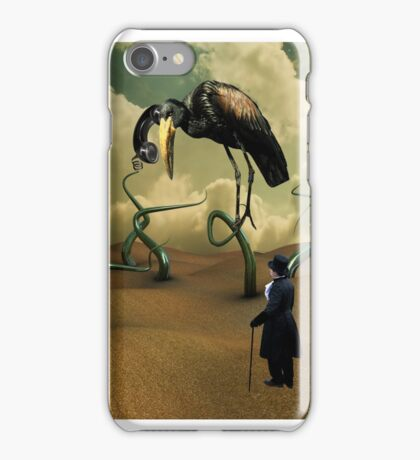 Calling It In... iPhone Case/Skin
