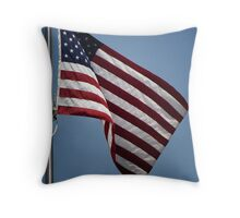 Remembrance Always...9/11 Throw Pillow