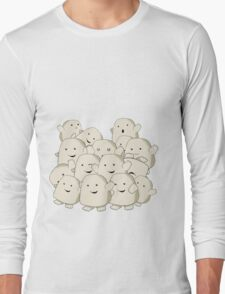 not fat...collecting Adipose Long Sleeve T-Shirt