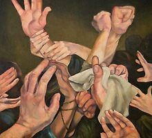 Hands by Douglas Manry