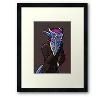 Devillo Framed Print