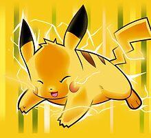 Pikachu, Go! by paterack