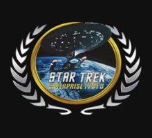 Star trek Federation of Planets Enterprise 1701 D  2 by ratherkool