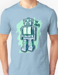 Retro Toy Robot T-Shirt