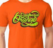 California Orange  Unisex T-Shirt